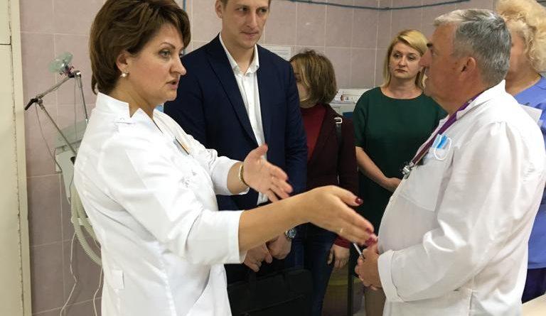 Национальный проект «Здравоохранение» — ответ на кадровый вопрос