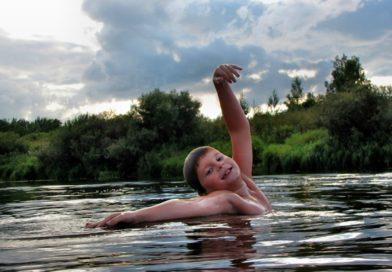 Отдыхая на водоемах, не теряйте самоконтроль!