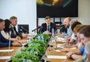 Работа по укреплению межнационального согласия