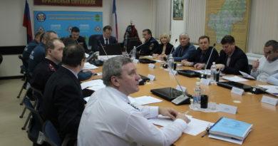Руководство Калужской области принимает участие во Всероссийских командно-штабных учениях