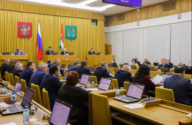 Итоги конкурса на лучшее освещение деятельности Законодательного Собрания