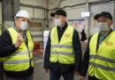 АО «Обнинскоргсинтез» открыл новые линии по выпуску дезинфицирующих средств
