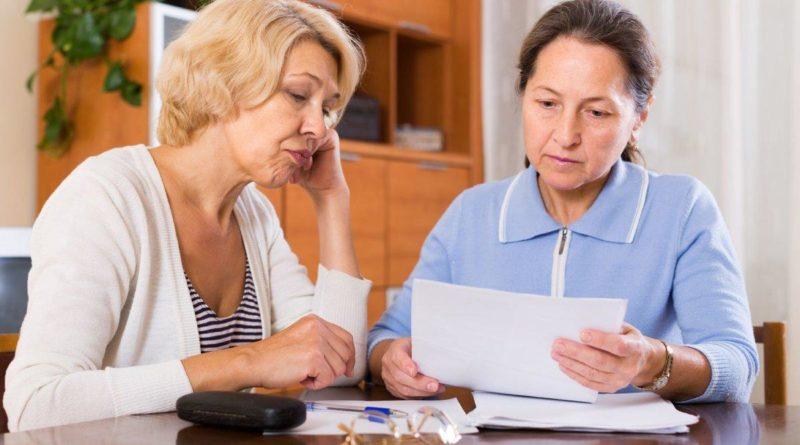 Увольнение женщины предпенсионного возраста какую минимальную пенсию получает москвич