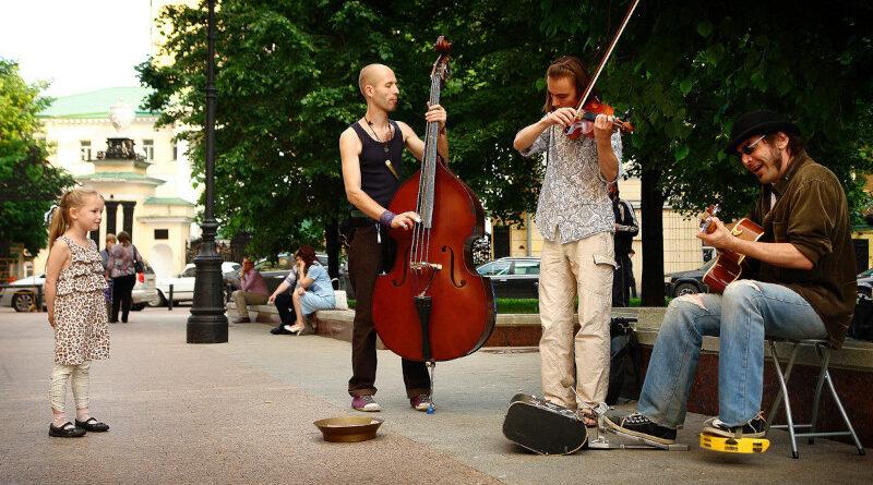 Обнинским музыкантам выделили площадки для уличных концертов