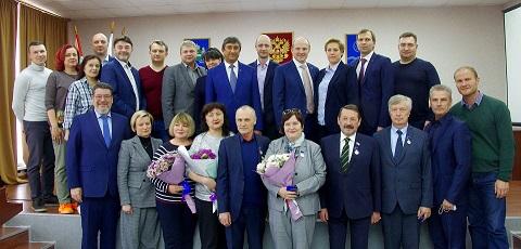 Обнинские депутаты получили награды