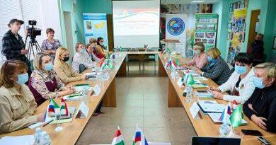 В Обнинске развивают детскую дипломатию и культурные связи с Венгрией